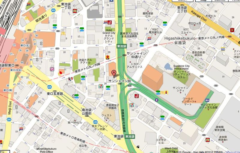 Map of Blue Juice - Kuramae, Taito-ku, Tokyo, JP